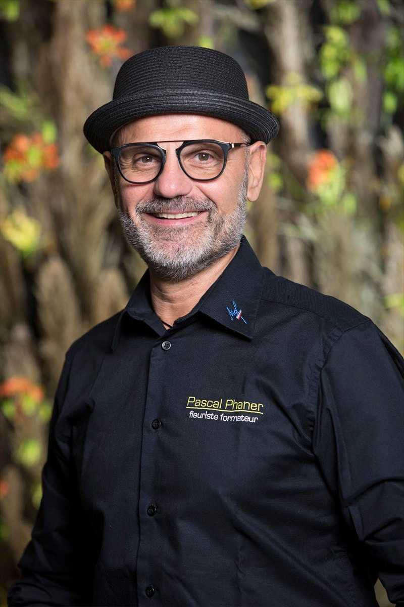 Pascal Phaner french florist