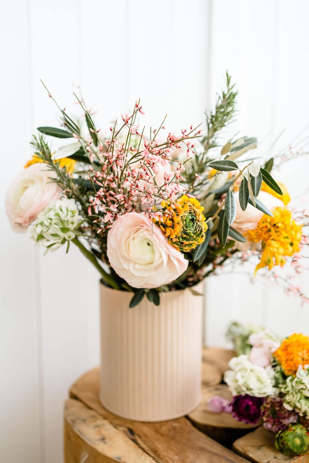 Verse bloemen pasen